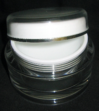 Luxury Cosmetic Jar