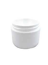 Double Wall Round Jar